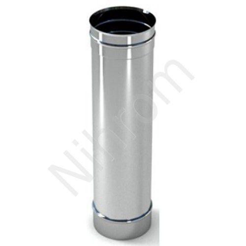 Дымоход стальной нержавеющий схема установки дымохода на газовом котле